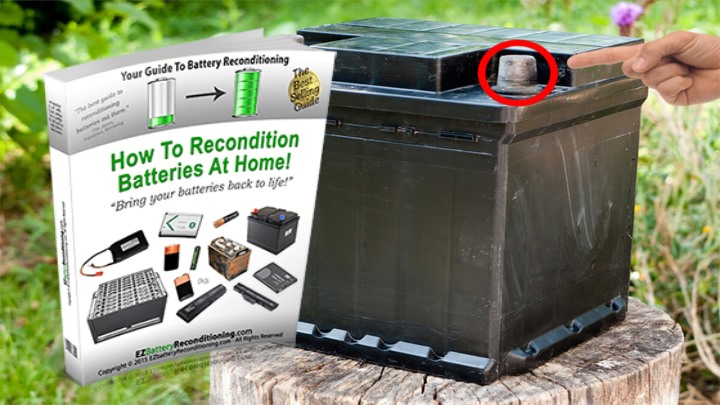 EZ Battery Reconditioning PDF Book Download Free